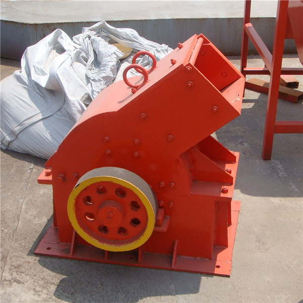 锤式破碎机破碎固体废弃物的工作原理